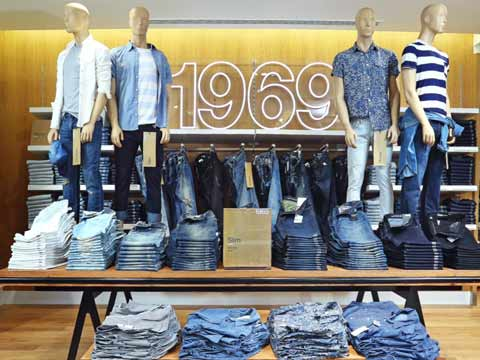 Arvind to augment Gap Store in India