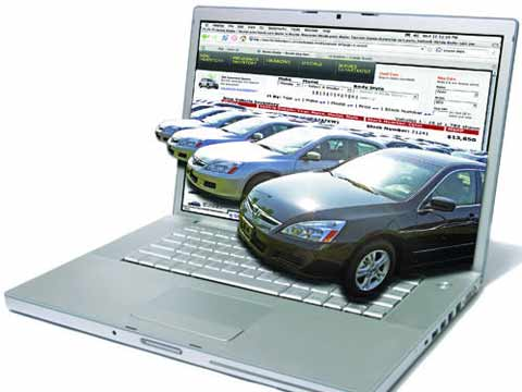 """eCommerce waves lure the Indian Automotive Industry"""