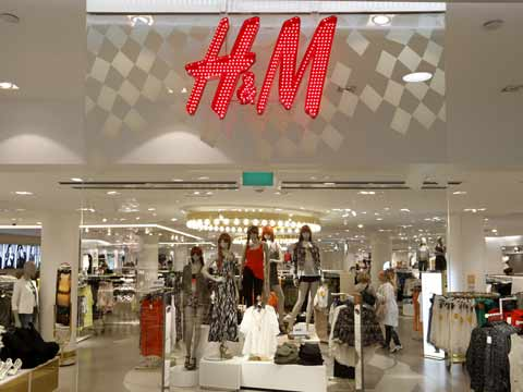 H&M to open its first store in India