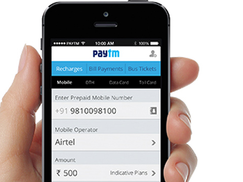Paytm emerges as the fastest growing mobile marketplaces in India