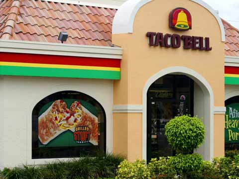Taco Bell launches 1st store in Delhi