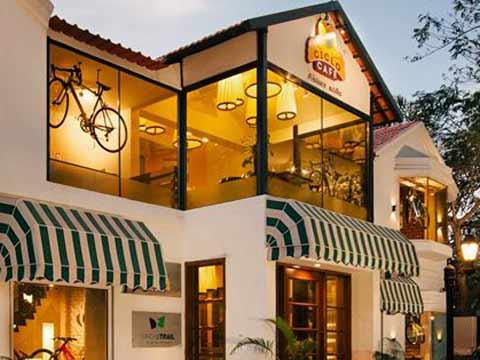 Riding down the memory lane at Ciclo Café