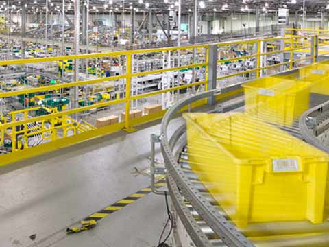 Amazon opens fulfilment centre in Punjab