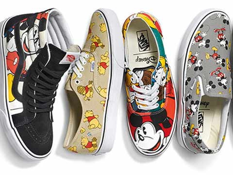 Disney launches Young at Heart collection