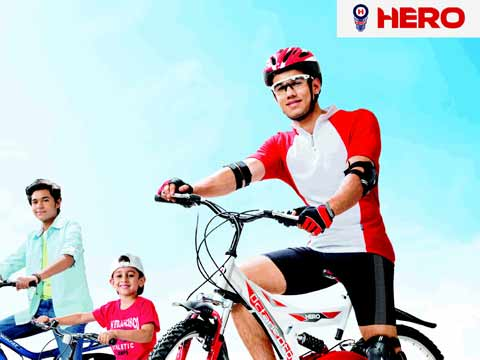 Hero Cycles forays into ecommerce, plans to invest Rs 800 cr in Europe mkt