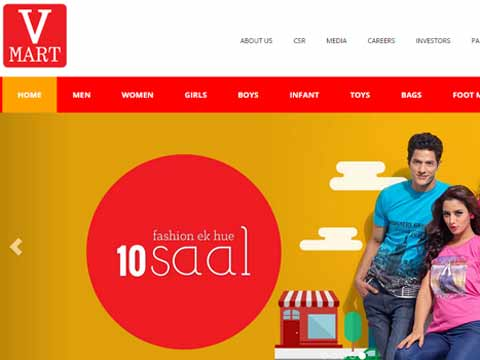 V-Mart gears up to enter e-retail space
