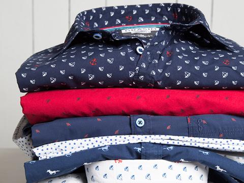 Grasim unveils unique collection of denim shirts
