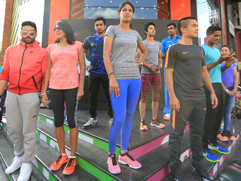 Nike unveils its largest store in Bengaluru