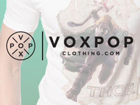 VoxPop brings Threadless to India