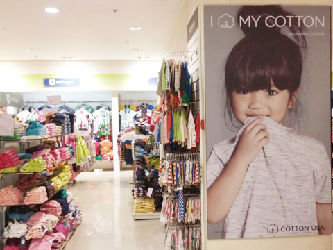 COTTON USA ties up with Shoppers Stop