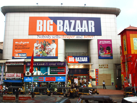 Big Bazaar partners with MobiKwik for mobile wallet service