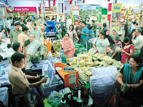 Modernizing the Indian Kirana stores