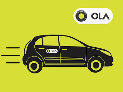 Ola in talks with investors to raise funds