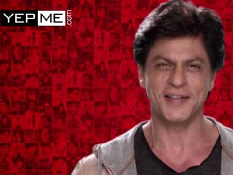 Yepme.com teams up with SRK & his upcoming movie FAN