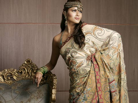 Ethereal Classics  a new trend by Vineet's Sarees!