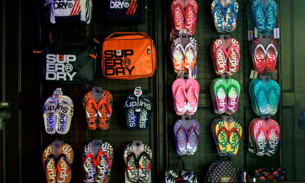 Superdry launches its flagship store in Juhu
