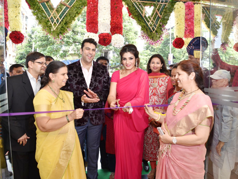 P.N Gadgil Jewellers launches its grand showroom in Kalyan, Mumbai