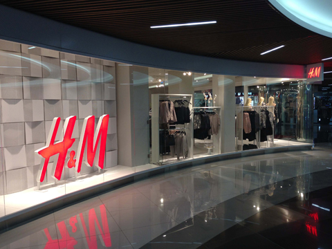 H&M will follow the omni-channel path in India