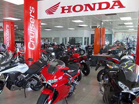 Honda Motorcycles & Scooter India Pvt. Ltd.