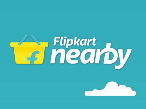 Flipkart Nearby App