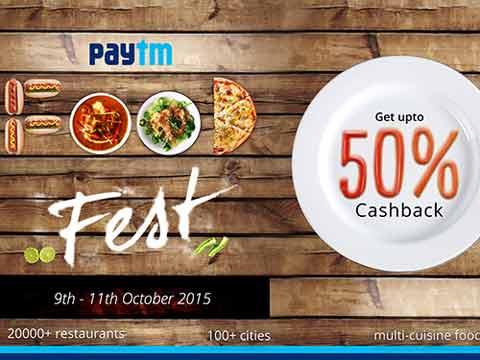 Online Food Festival