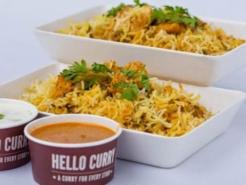 Hello Curry