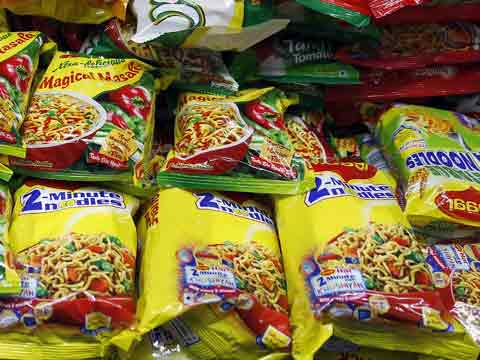 Govt continues to pursue Rs 640 cr suit against Maggi