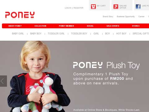 Poney plans 25 more stores in India