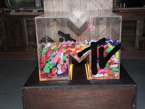 MTV brand cafe