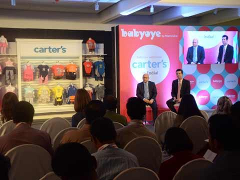 Mahindra retail integrates with Carter Inc.