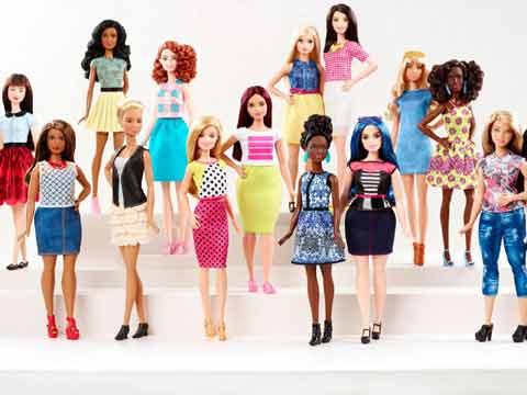 Mattel finally eradicates stereotyping of Barbie
