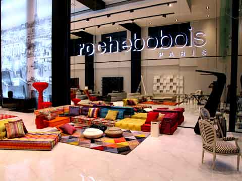 Sophistication & Luxury at Roche Bobois