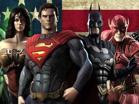 DC announces 'Justice League' series