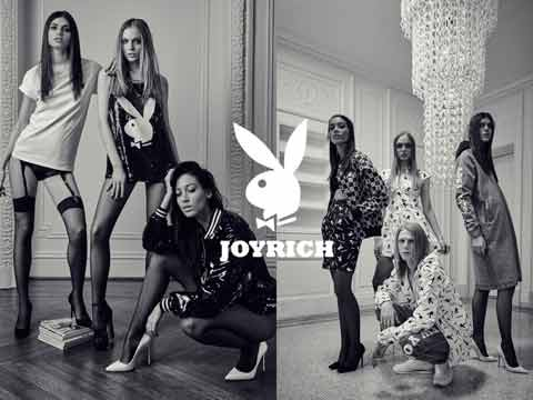 Playboy & Joyrich second capsule collection