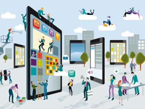 Omni-channel becomes the big thing