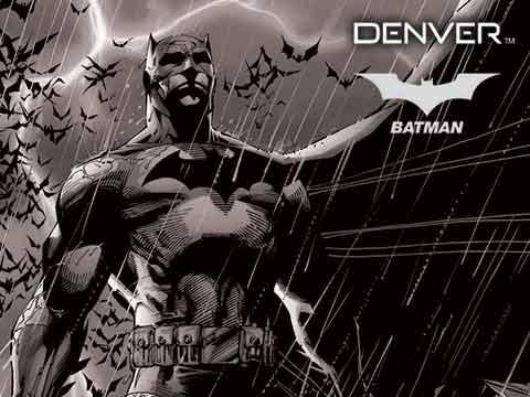 Denver Batman deodorants