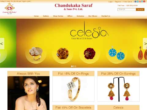 Chandukaka Saraf and sons Pvt. Ltd adss another store to its count