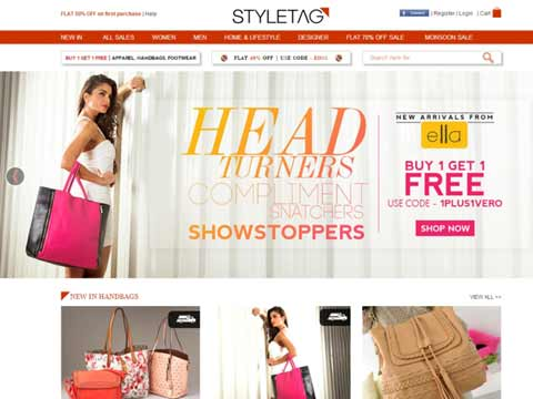 Styletag.com launches Mobile app