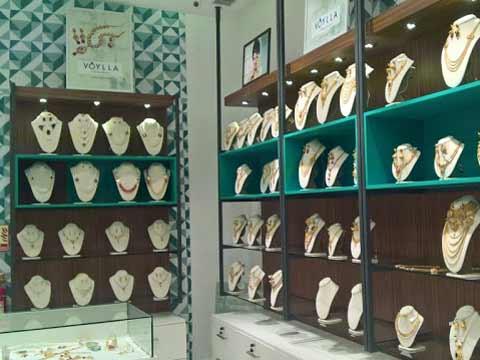 Voylla.com's first Jewellery store in Noida