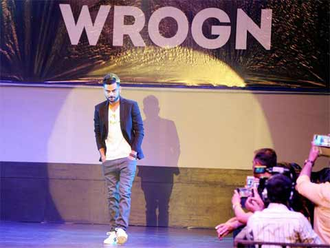 Exclusive Wrogn outlet in Hydrabad