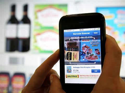 Virtual Grocery Stores