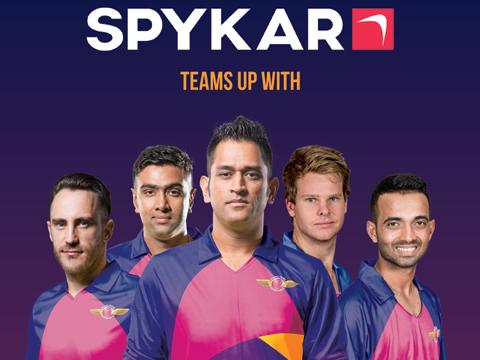 Spykar associated itself with IPL