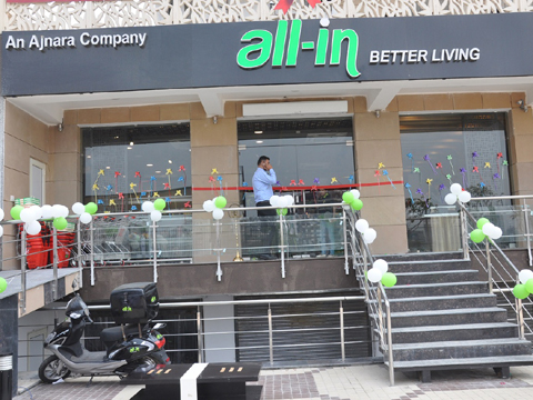 Ajnara Group of Companies starts a Retail Operation