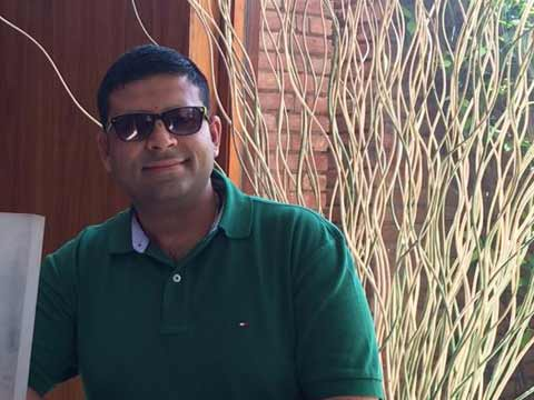 Nitin Grover, Managing Director