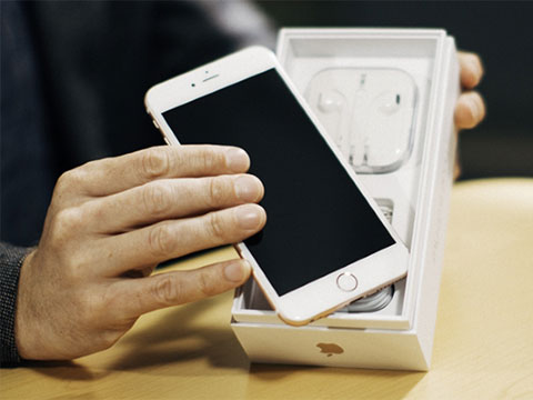 Unboxed phones