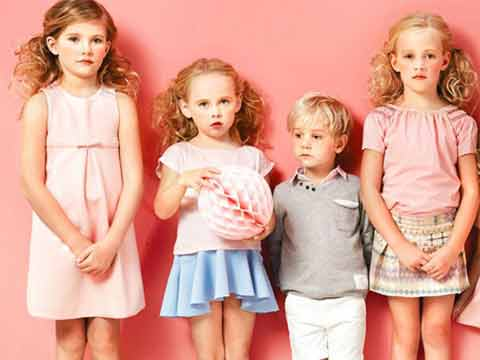 Kidswear licensing