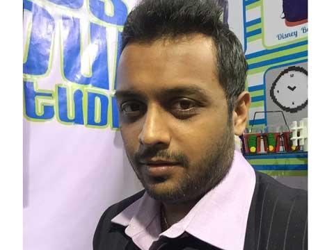 Samir Virani, founder, Its Our Studio