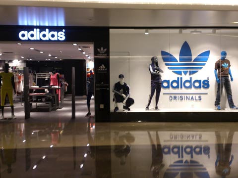 Adidas receives green signal from the government for FDI in