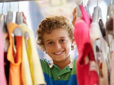 How is Kidswear market scaling up in India?