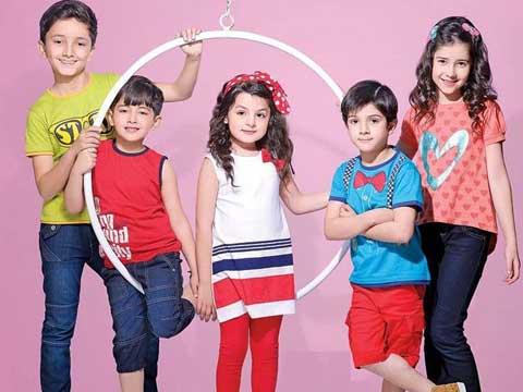 Kids Wear Fashion Retail
